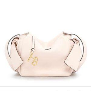 Henri Bendel Cream White Windsor Crossbody Bag